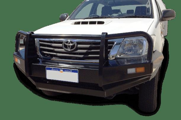 Toyota Hilux Bullbar Removebg Preview